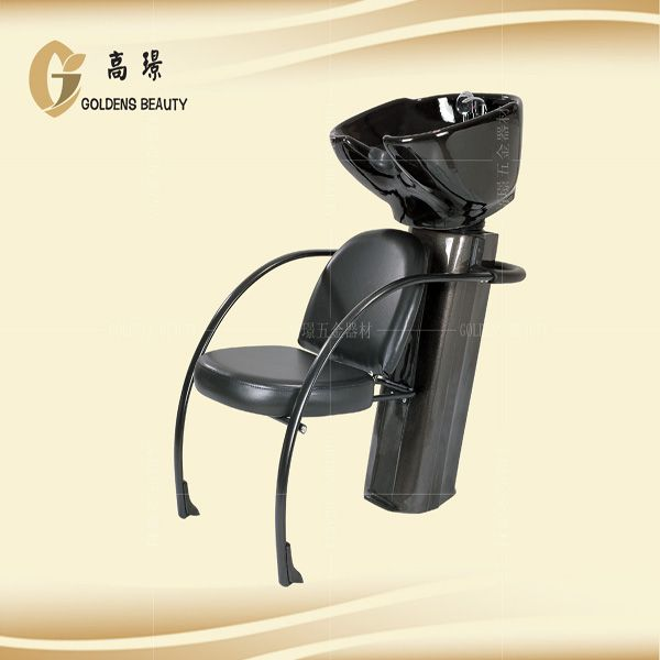 Porcelain Shampoo Bowl Sink Chair Beauty Salon Equipment   Buy Porcelain Shampoo  Chair,Shampoo Chair With Porcelain Sink,Shampoo Chair Beauty Salon ...