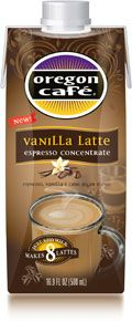 New fav! Vanilla Latte Espresso Concentrate