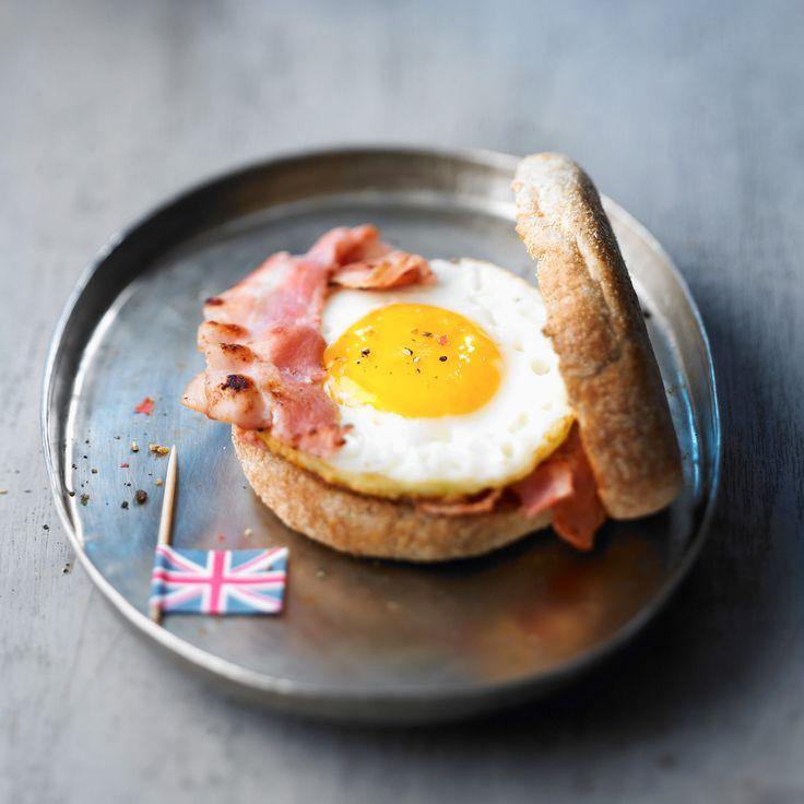 Découvrez la recette Muffin anglais sur cuisineactuelle.fr.