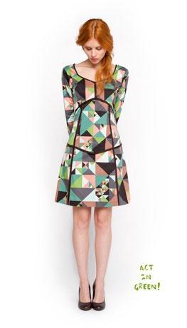 Dress Irube  Skunkfunk Fall Winter 2012 collection