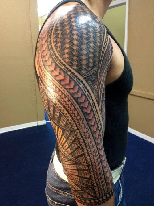 Pin By Lee Haskins On Tats And More Tats Samoan Tattoo
