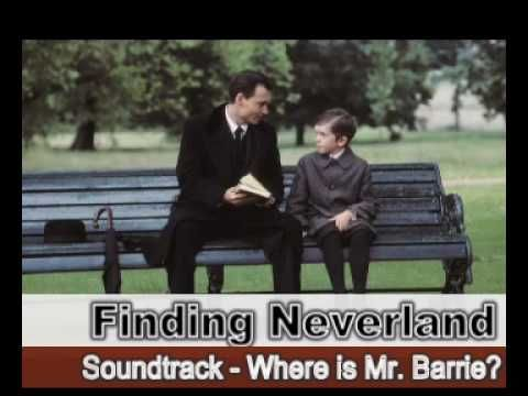Finding Neverland - Soundtrack - Where is Mr. Barrie?