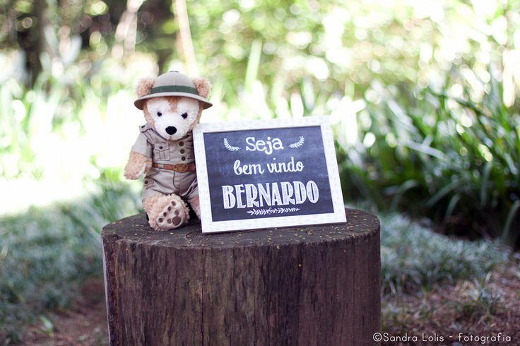 Seja bem vindo Bernardo