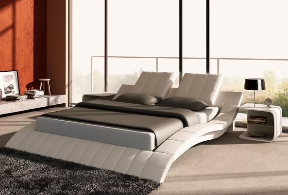 Meubles Delacroix Design Modern Bed Platform Bed Designs Modern Bedroom