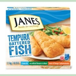 Brand New Janes Fish $2.00 Coupon!