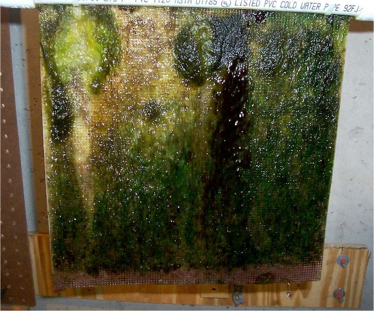 Algae turf scrubber diy algae scrubber pinterest for Diy gravel filter