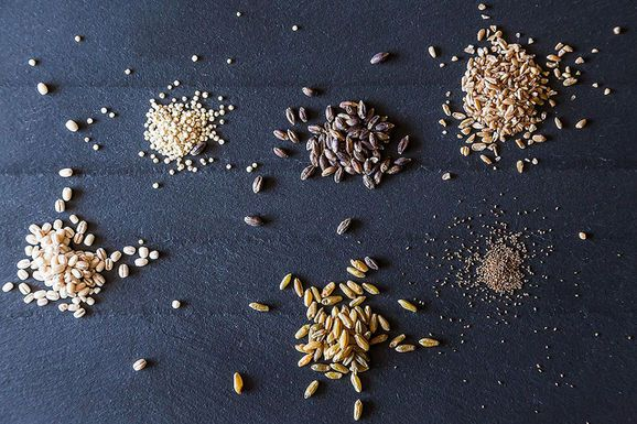 Mark Bittman's VB6 Pantry Essentials (not exactly a recipe, but everything you need to create one)