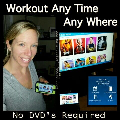 how to download beachbody on demand workouts to laptop