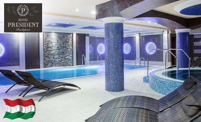 Príď si užiť trojdňový luxusný pobyt v centre Budapešti..