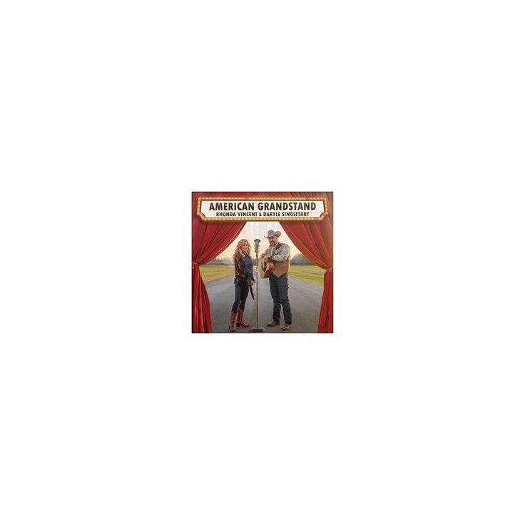 Rhonda vincent - American grandstand (CD)