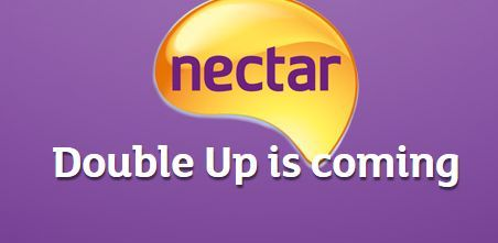 Sainsbury's Double Up with Nectar is coming end of March Are you thinking about exchanging some Nectar points? If you want to get more money for your points, wait until the 30th March.    For 7 days, sta...