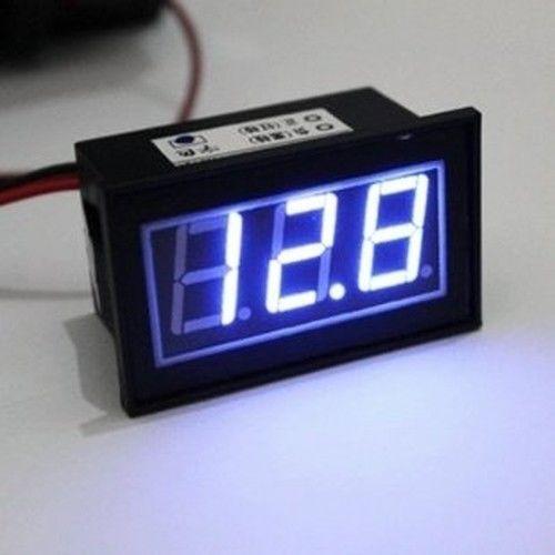 12V Battery Monitor