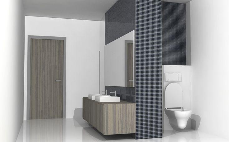 badkamer inrichten: toilet verstoppen