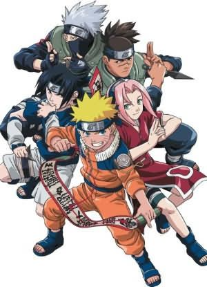 The original series, I like to watch things in order and Shippuden picks up where this ends (Although there is enough flashback in the new series, I would still watch this one first if your new to it).