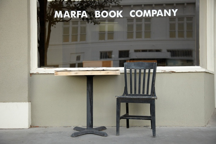Marfa Book Company in Marfa, TexasMarfa Texas, Performing Spaces, Art Gallery, Magic Things, Marfa Book, Donald Judd, Roads Trips, Places, Book Company