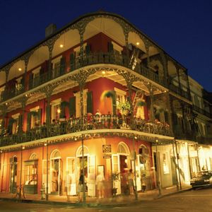 Stroll the lively streets of the French Quarter in New Orleans - America's Musical Heritage tour