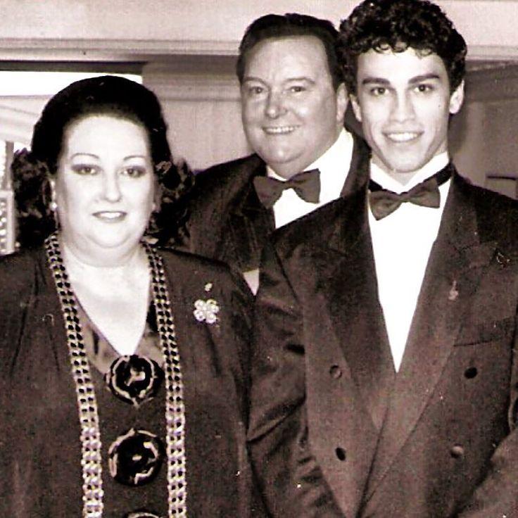 Mario Frangoulis (right) age 24
