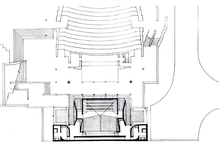 Baxter Theatre Plan