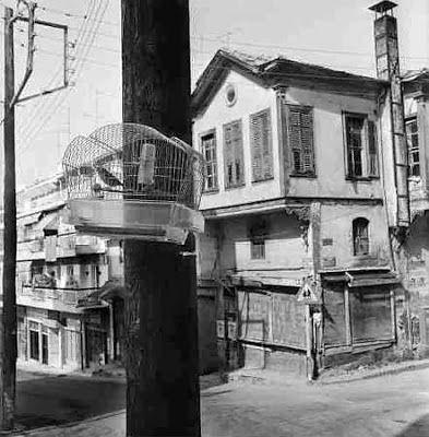 Παλιές φωτογραφίες του Σωκράτη Ιορδανίδη από την Άνω πόλη της Θεσσαλονίκης(Περίπου 1950)