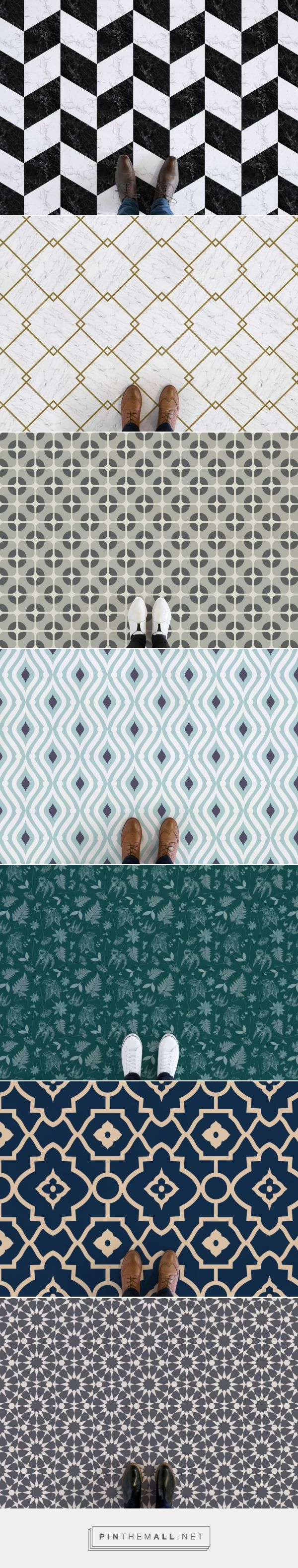 Vinyl Flooring Collection that is biggest 2017 trends - The Architects Diary - created via https://pinthemall.net