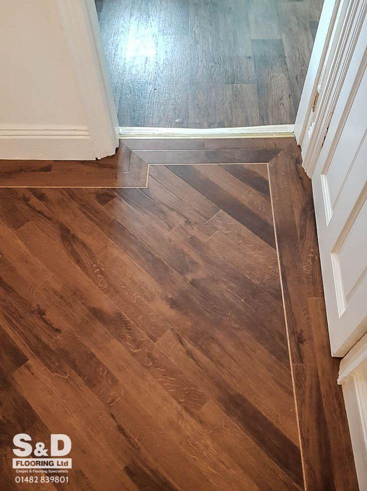 Arno Smoked Oak LVT from Karndean Design Flooring Da Vinci