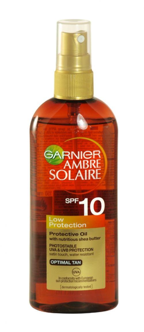 Ambre solaire protective oil spf 10 150ml