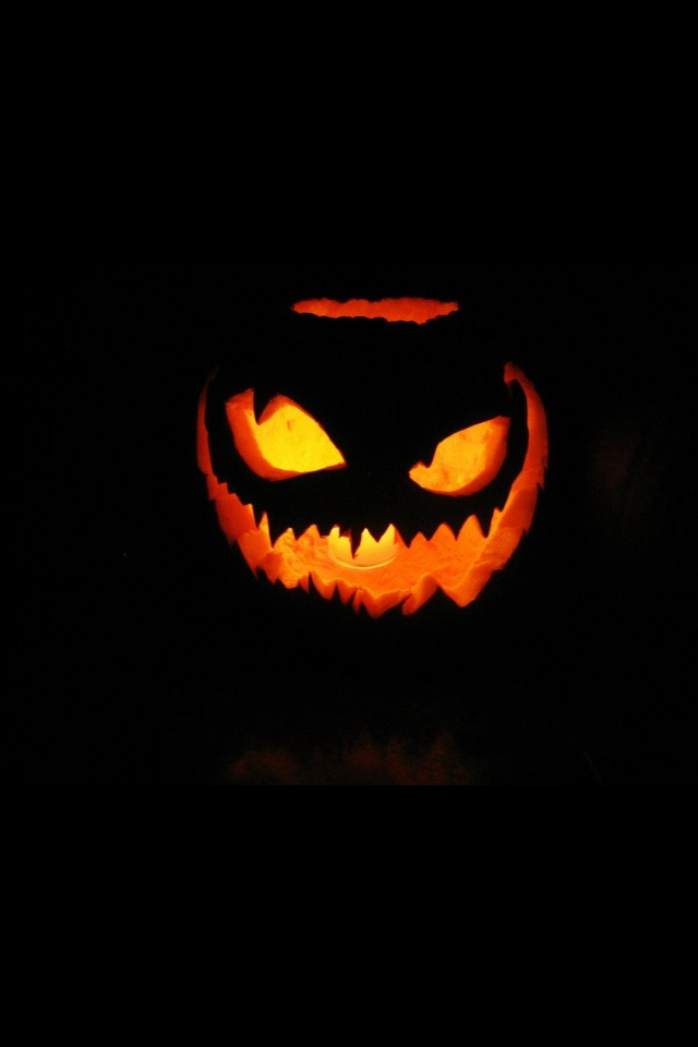 Pumpkin Carving Cheshire Cat