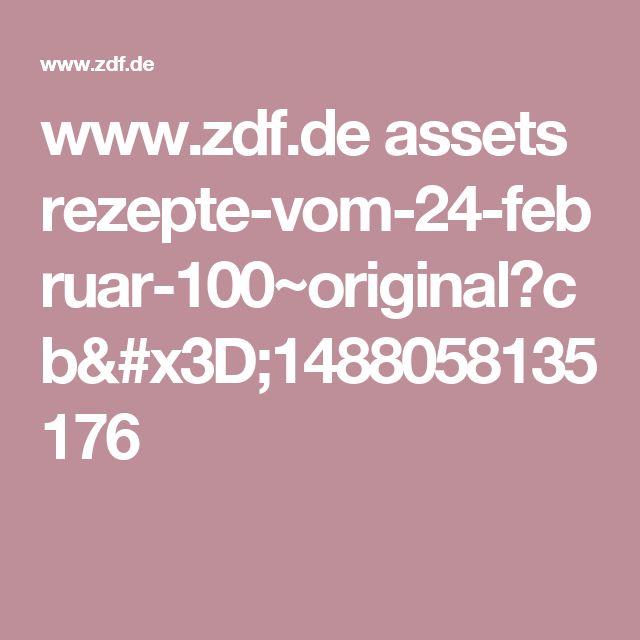 Yli tuhat ideaa: Zdf Küchenschlacht Rezepte Pinterestissä ...