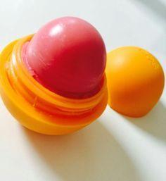 DIY Como fazer um lip balm EOS