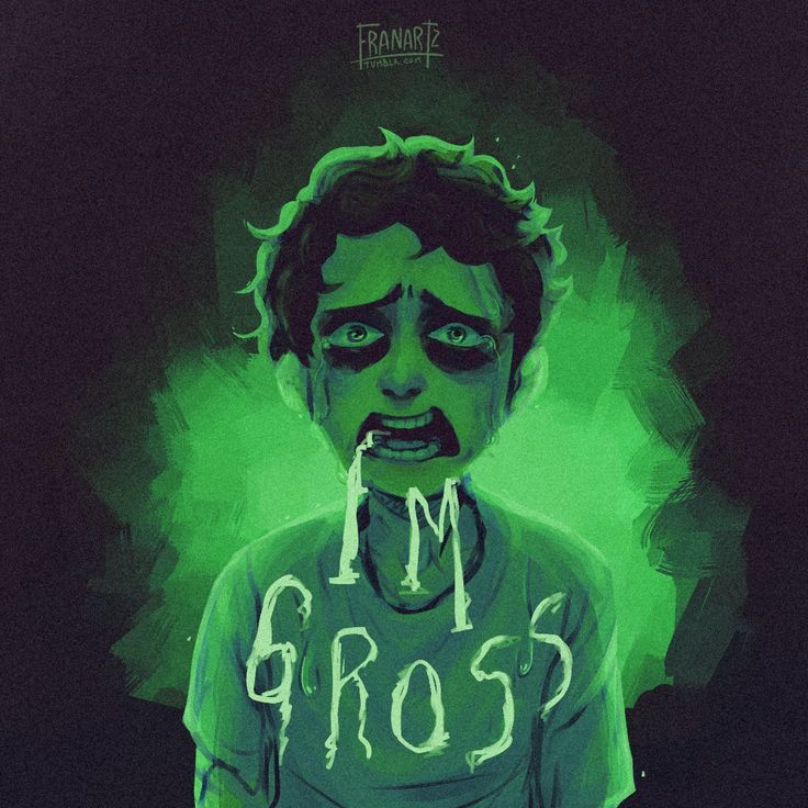 Rick and Morty • Toxic Morty