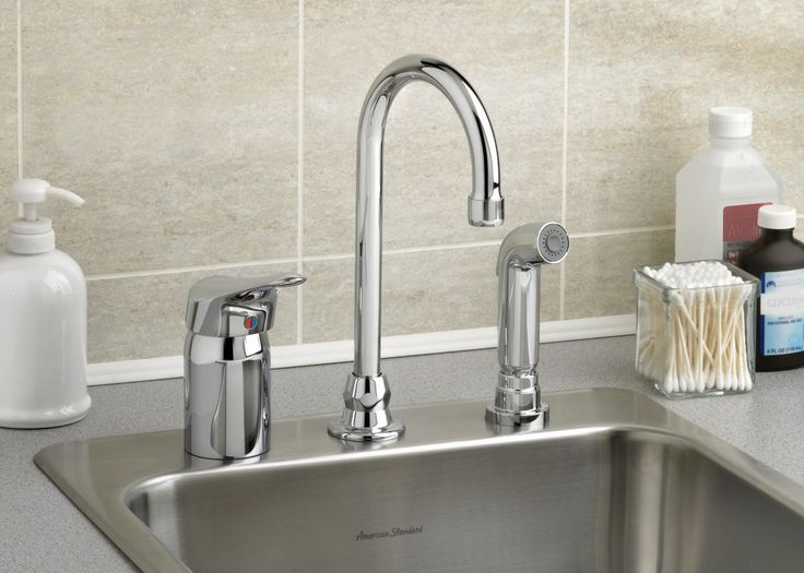 Chrome Faucet With Stainless Steel Sink O2 Pilates