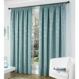 Grace Blackout Curtains Duck Egg With Matching Accessories