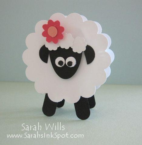 sheep treat holder