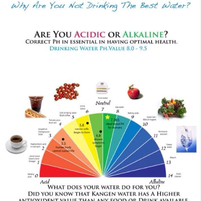 air alkali ph berapa