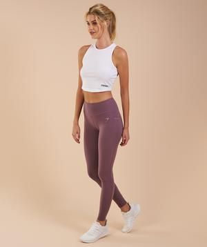 ab7e4f59d869f Gymshark Aspire Leggings - Purple Wash 5 | Fitness | Leggings ...