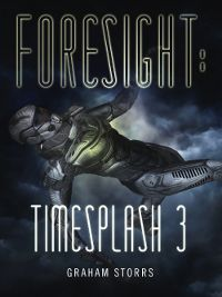 The third novel in the Timesplash series. A time travel thriller.