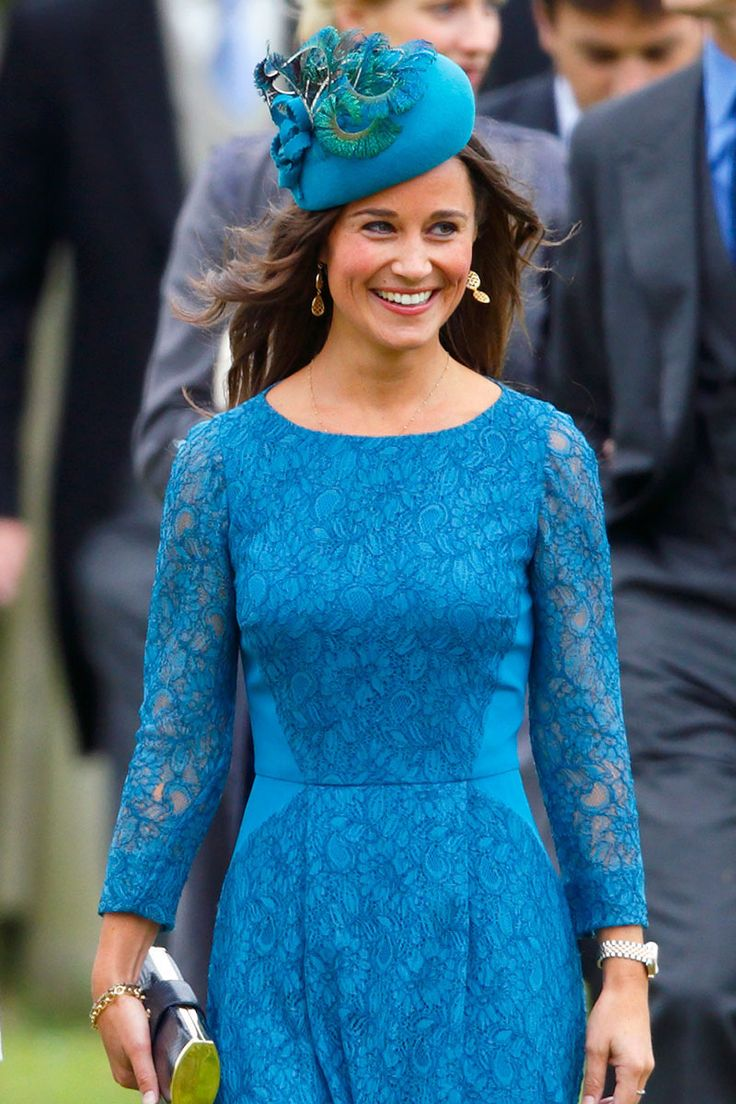 The Wedding Dresses We Want Pippa Middleton to Wear  - ELLE.com