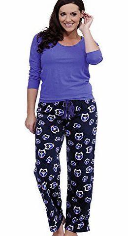 Socks Uwear Ladies Socks Uwear® Owl Print Winter Long Pyjama Sleepwear M/L 12-14 Purple Ladies Quality Socks Uwear® Owl Print Winter Long Pyjama Set. Long Sleeve Pullover Plain Top (40% Cotton 60% Polyester) And Elasticated Waistband Owl Print Warm Fleece Touser (100% Polyester Fleece) I http://www.comparestoreprices.co.uk//socks-uwear-ladies-socks-uwear®-owl-print-winter-long-pyjama-sleepwear-m-l-12-14-purple.asp