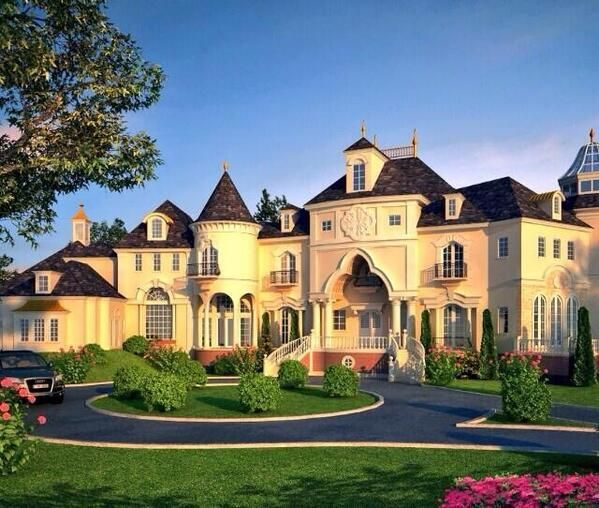 Luxury Mansions: 3234 Best Beautiful Homes! Images On Pinterest