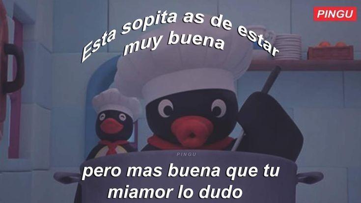 Memes Del Pinguinito Cute Love Memes Pingu Memes Memes