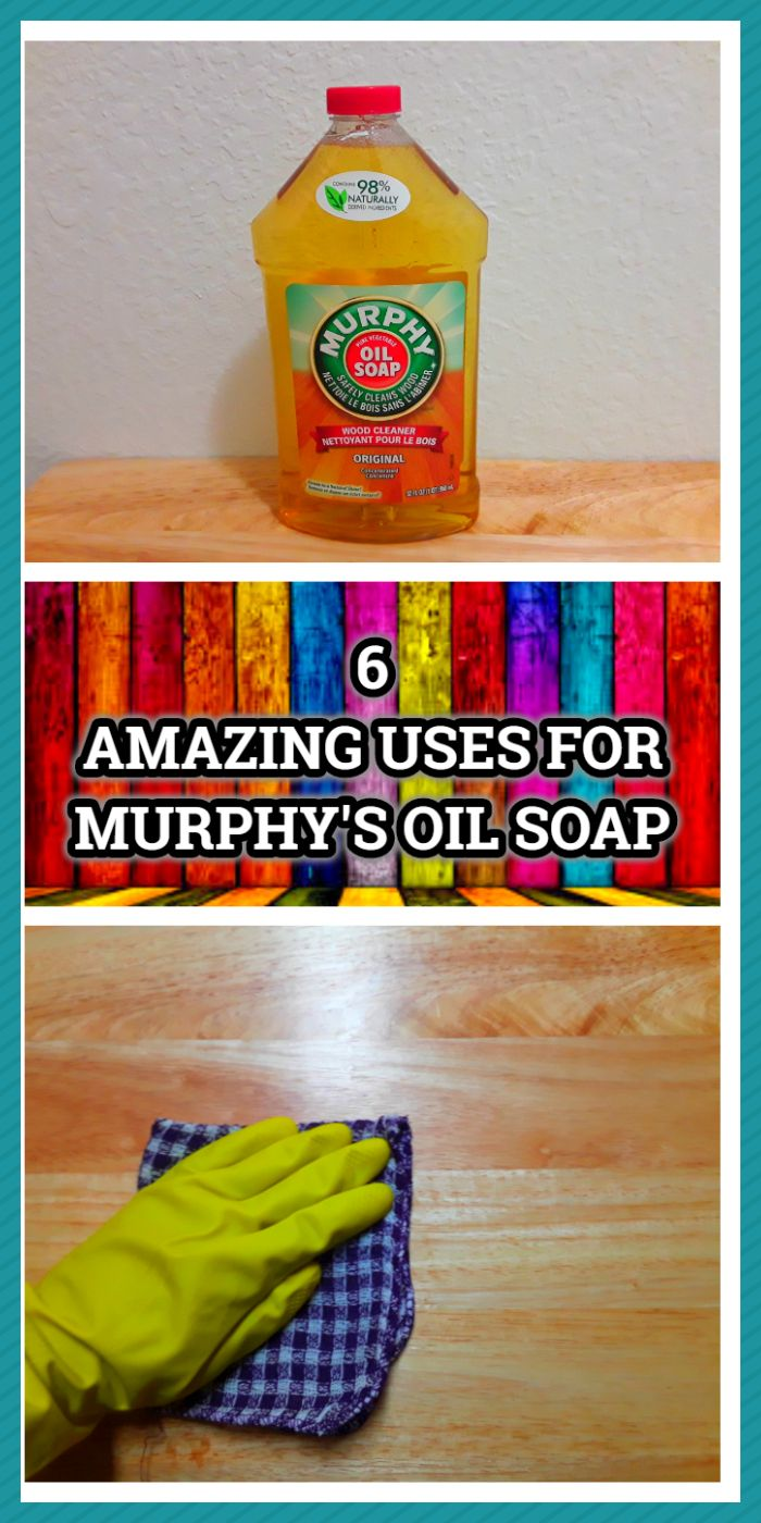 Murphy S Oil Soap Is Very Good When It Comes On To Cleaning In Your Home These Tips Should Help You To Know How Murphys Oil Soaps Soap How To Clean Furniture