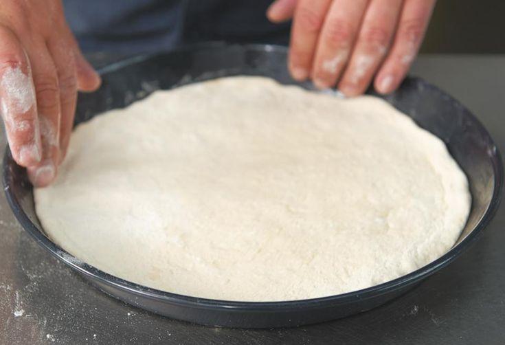 Rezept: Pizza-Teig