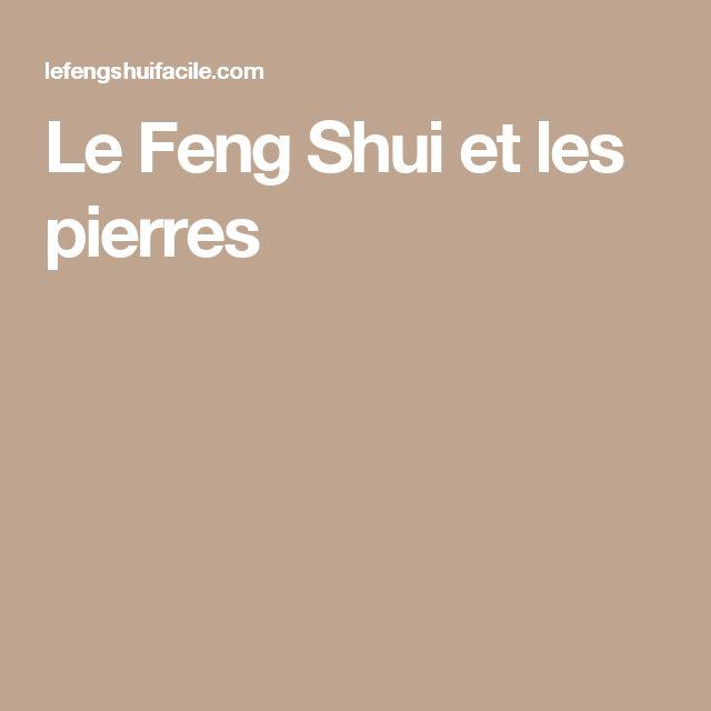 les 25 meilleures id es de la cat gorie feng shui sur pinterest feng shui conseils tableau. Black Bedroom Furniture Sets. Home Design Ideas