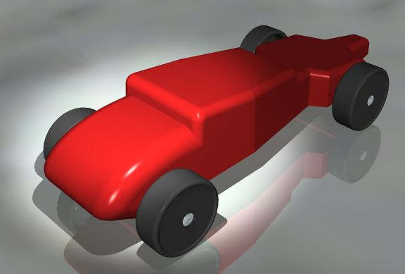 Pinewood Derby® Plans