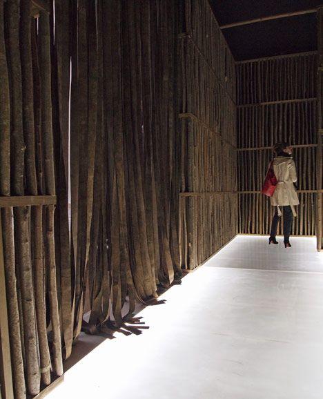 sensing spaces exhibition @ the royal academy_pezo von ellrichshausen_grafton architects _li xiaodong