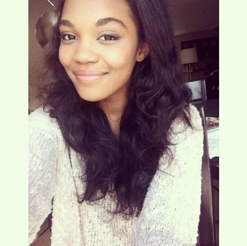 Happy Birthday To China Anne McClain August 25, 2013
