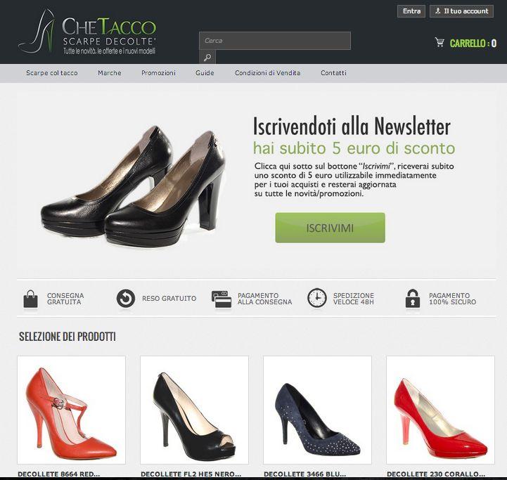 Nicchia: Scarpe Decolté - by Fabio Ghibellini  Annalisa Tampellini - www.chetacco.it