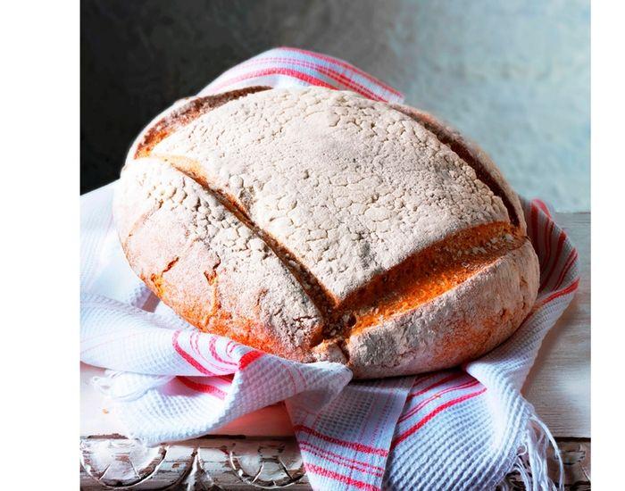 Eltefritt brød med spelt - Tara