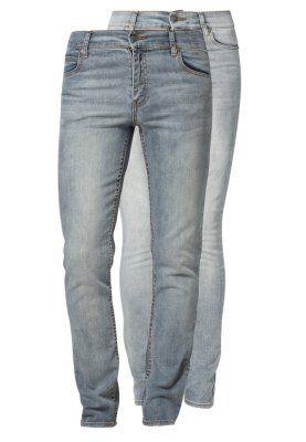 TIGHT BACKSTAGE BLUE - Jeans Slim Fit - blå
