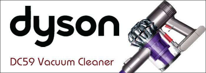 Dyson DC59 Vacuum Cleaner – Three Key Technologies for Advanced Performance